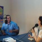 Rádio Mania 87,9 FM, locutor Marcos Silva, Cachoeiro de Itapemirim, 16/2/16