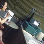 Rádio Sim 107,7 FM, locutor Sérgio Ricardo, Cachoeiro de Itapemirim, 20/2/16