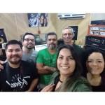 18/08/2018 - gravação de violão (Jorge Canaan)