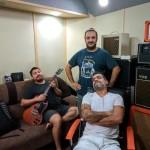 15/08/2018 - gravação de violão (Thiago Martins)